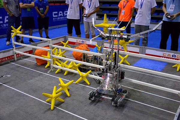 7届中国青少年机器人竞赛宁夏代表团成绩优异 -宁夏回族自治区青少